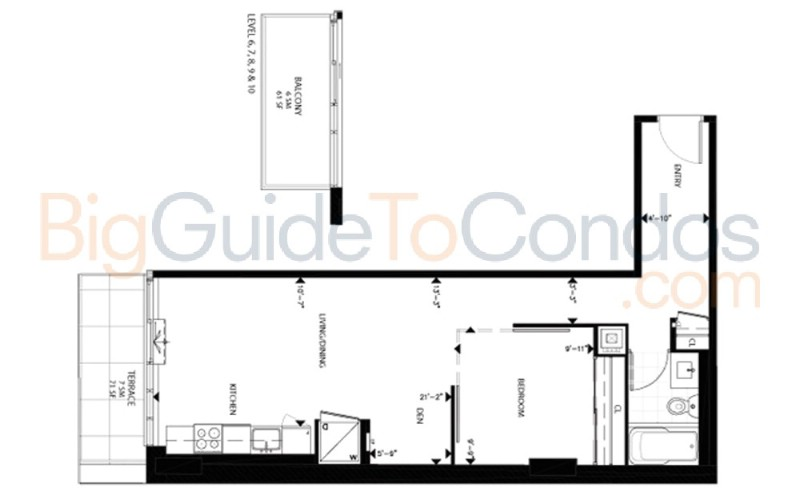 297 College Street Reviews Pictures Floor Plans & Listings