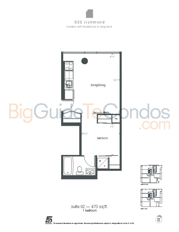 533 Richmond Street West Reviews Pictures Floor Plans