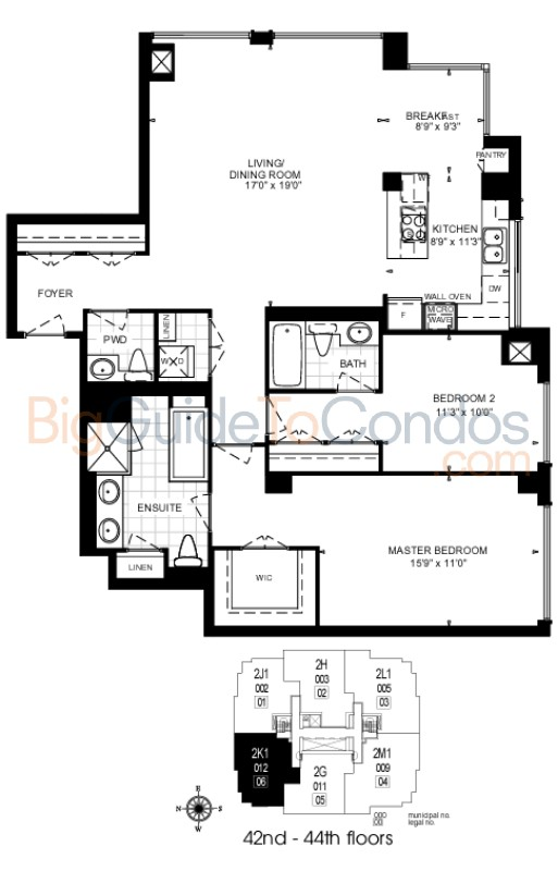 761 Bay Street Reviews Pictures Floor Plans & Listings