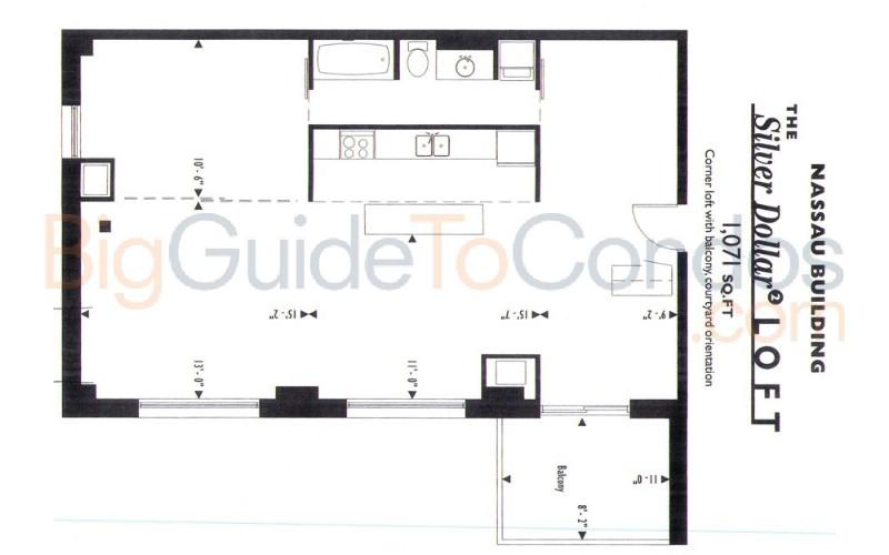 Kensington Market Lofts Reviews Pictures Floor Plans