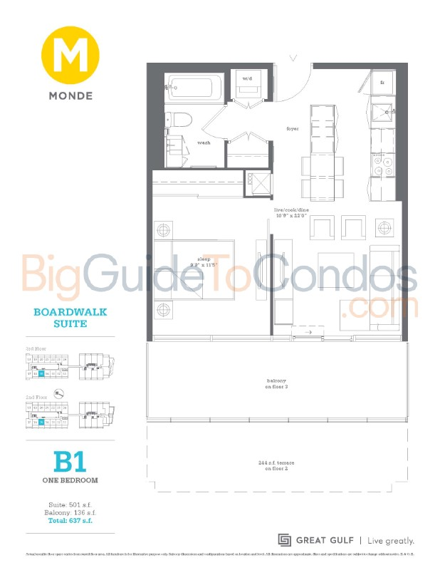 5 Lower Sherbourne Street Reviews Pictures Floor Plans