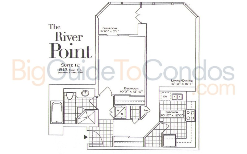 1 Palace Pier Court Reviews Pictures Floor Plans & Listings