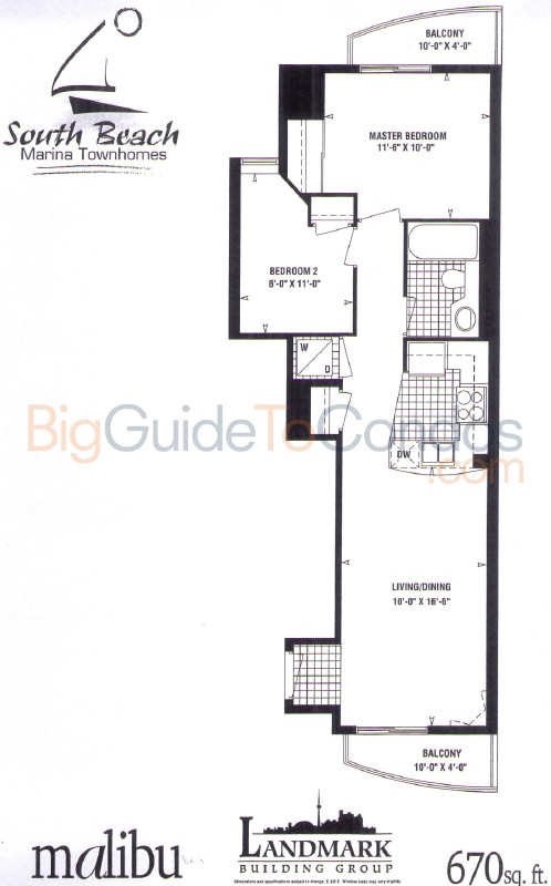 Stadium Road South Beach Townhomes Reviews Pictures Floor