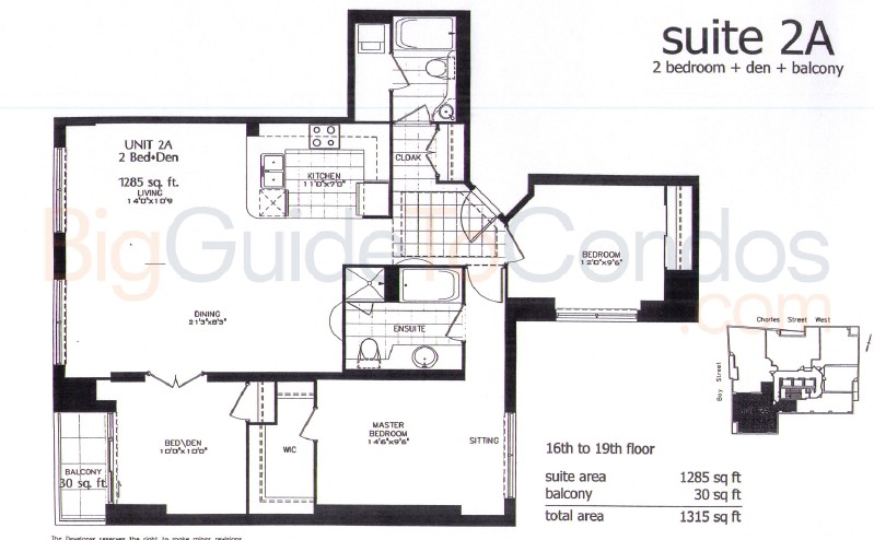 1121 Bay St Reviews Pictures Floor Plans & Listings