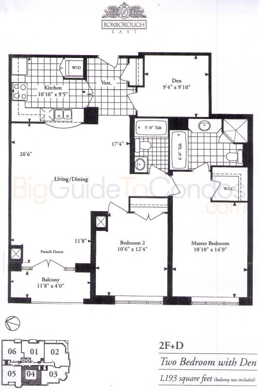 2 Roxborough St East Reviews Pictures Floor Plans & Listings
