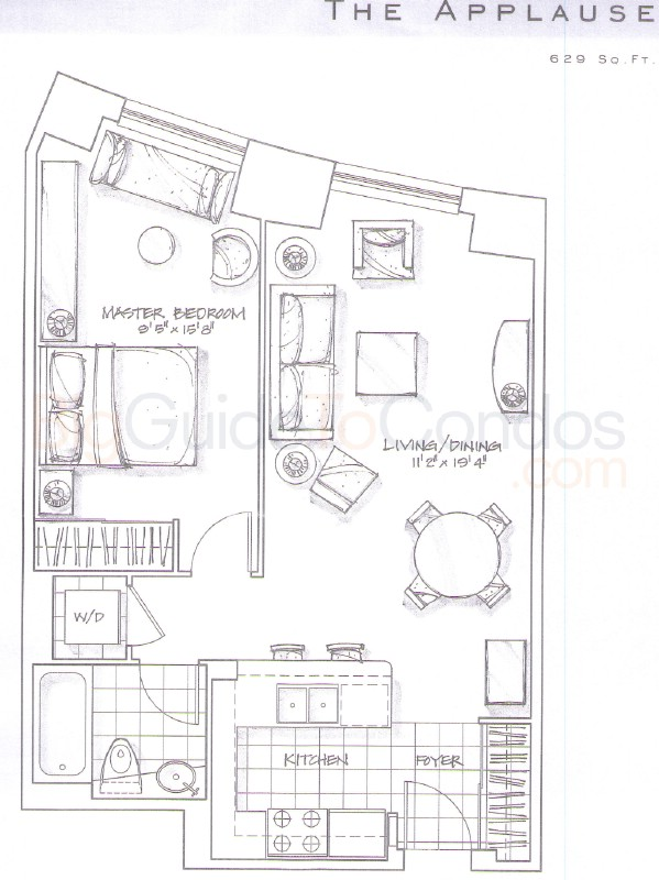 210 Victoria Street Reviews Pictures Floor Plans & Listings