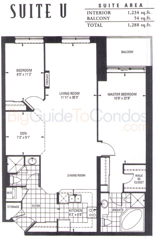 250 270 Wellinton Street West Reviews Pictures Floor Plans
