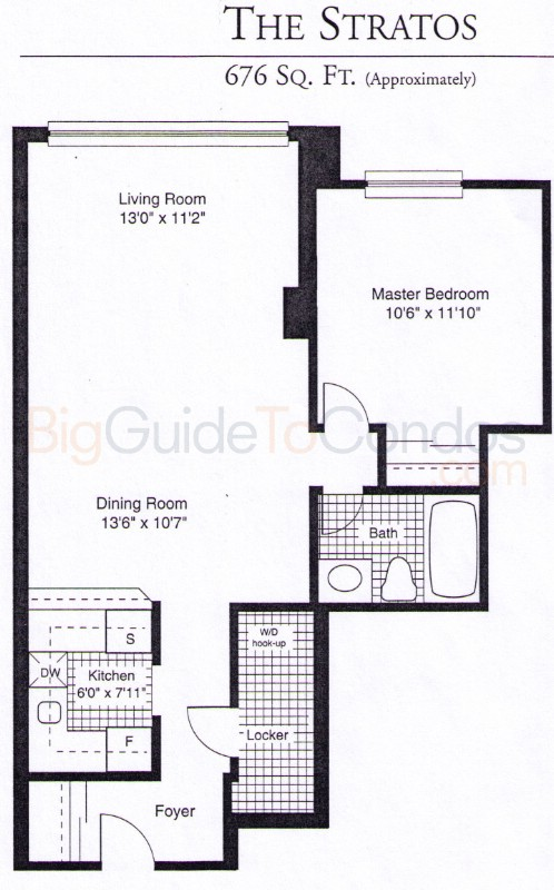 633 Bay St Reviews Pictures Floor Plans & Listings