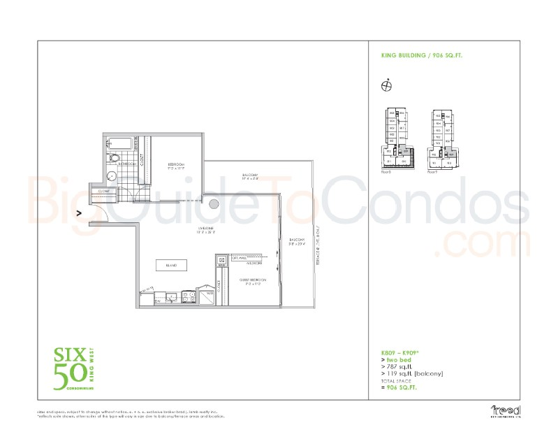 650 King Street West Reviews Pictures Floor Plans & Listings