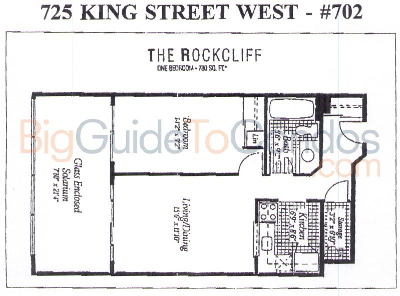 705 King Street West Reviews Pictures Floor Plans & Listings