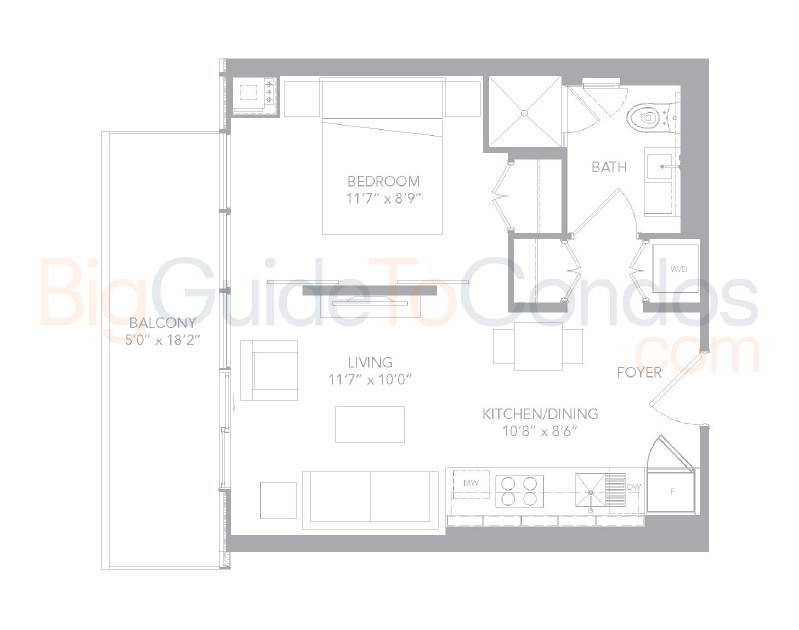 45 Charles St Reviews Pictures Floor Plans & Listings
