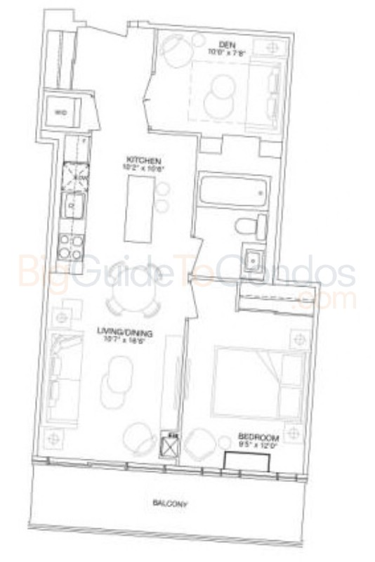 200 Bloor St W Reviews Pictures Floor Plans & Listings