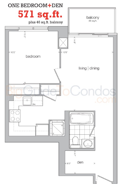 1400 Dupont Street Reviews Pictures Floor Plans & Listings