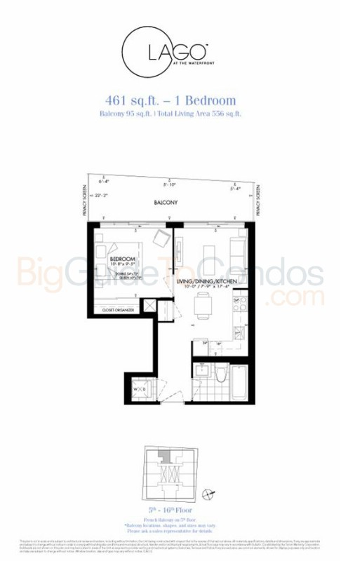 Lago Condos Reviews Pictures Floor Plans & Listings