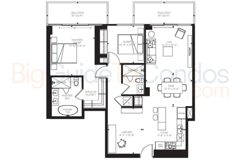 128 Pears Ave Reviews Pictures Floor Plans & Listings