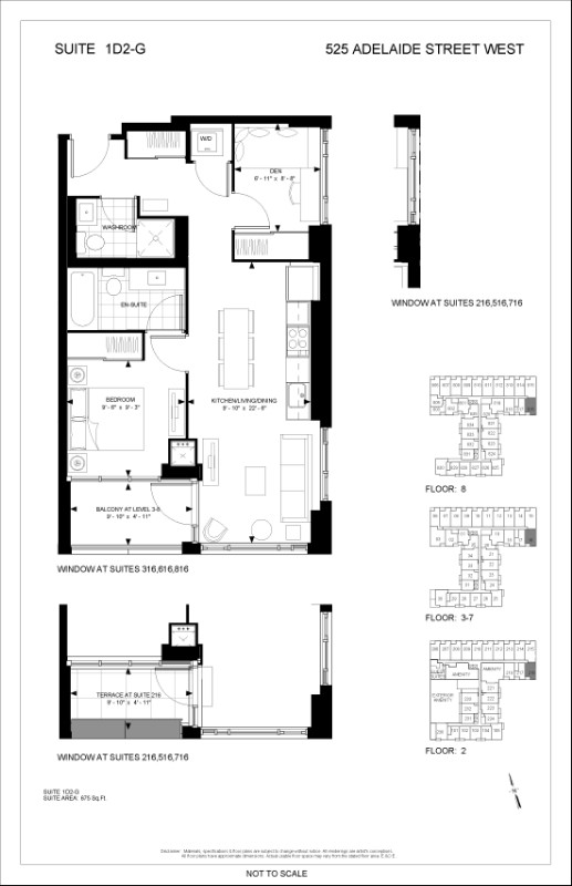 Musee Condos Reviews Pictures Floor Plans & Listings