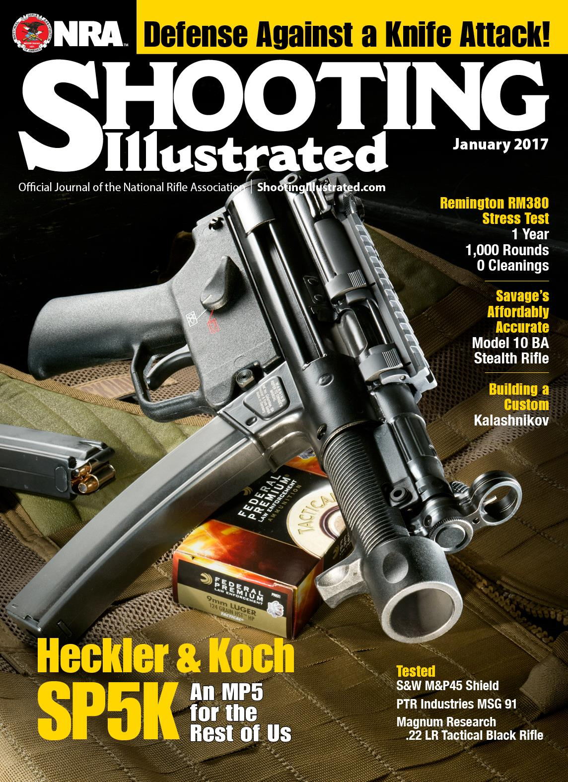3a8c45fca4e The 50 States of AR-15 in NRA s Shooting Illustrated…