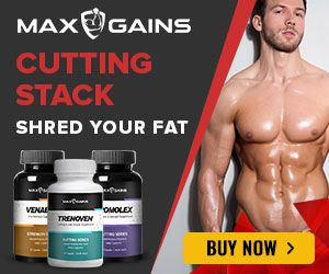 Max Gains Cutting Stack