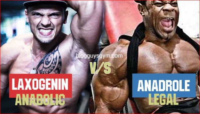 Laxogenin vs steroids