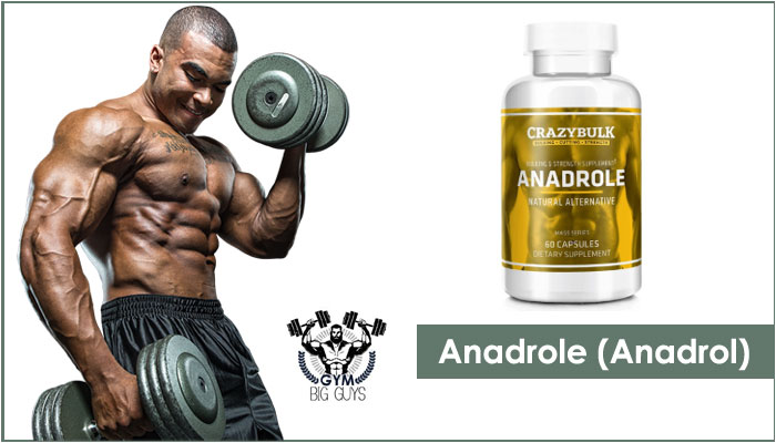 Anadrole Review – Legal Anadrol Steroid Alternative by Crazy Bulk in 2020!
