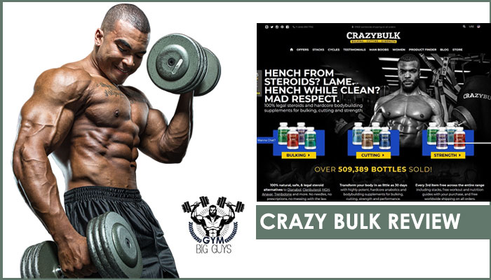 Crazy Bulk: Shocking Truth About Legal Steroids Revealed [2019]