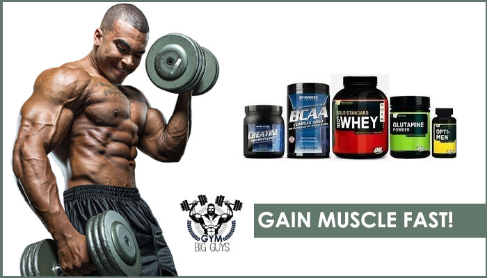 How to Gain Muscle Fast