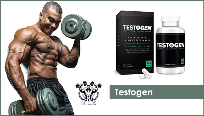 Testogen: In Dept Review & Mind-blowing Facts [2019]