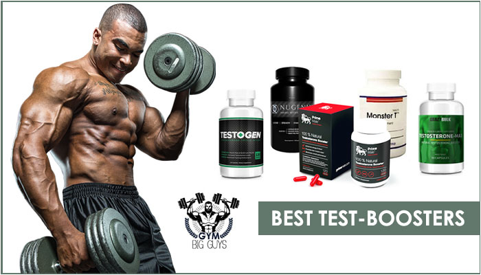 Best Testosterone Boosters: SHOCKING Transformation With Pics! [2019]
