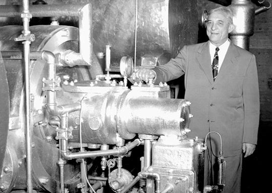 Caldo e afa? lo sai che il 17 luglio 1902 fu realizzato il primo impianto di aria condizionata