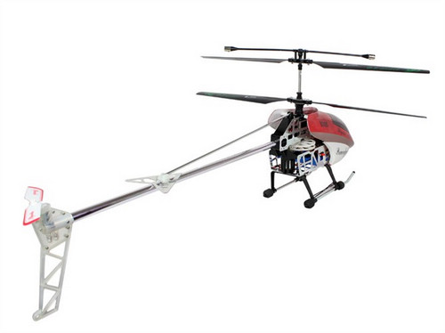 GT Model-QS8005 helicopter & spare parts
