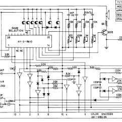 Bell Fibe Tv Wiring Diagram 2003 Holden Rodeo Stereo Binatone Colour Game Mk 10 Model No 01 4842