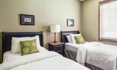 Townhome Bedroom