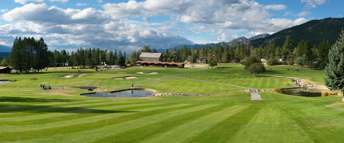Image Courtesy of Fairmont Hot Springs Resort