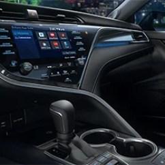 All New Camry Interior Toyota Yaris Trd Sportivo M/t 2018