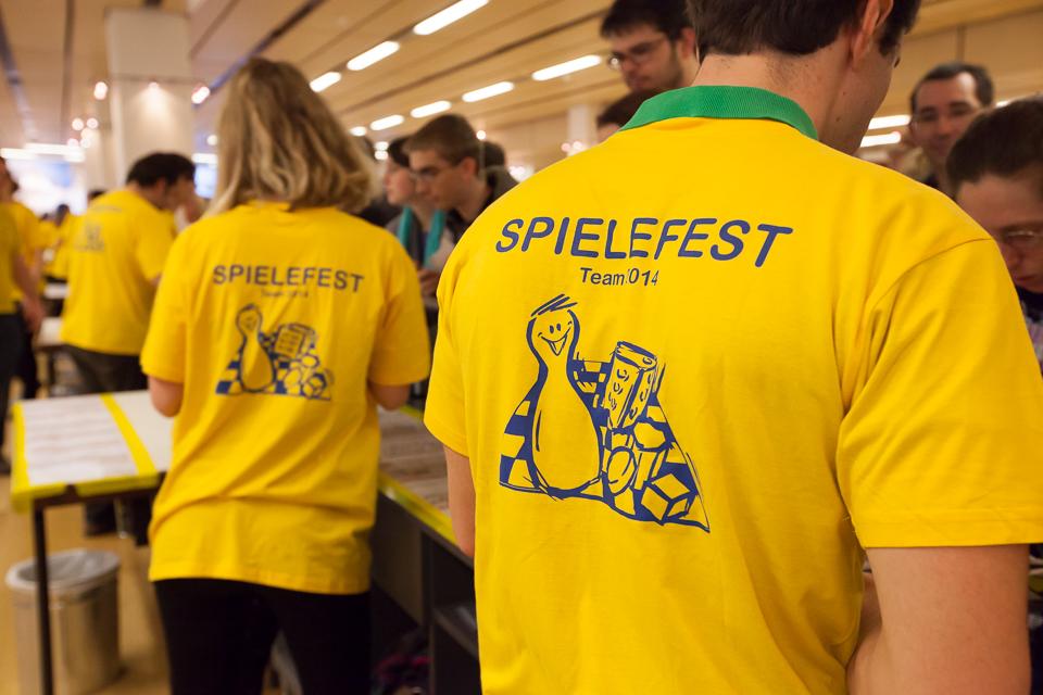 Spielefest 2014