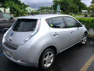 2011 Nissan LEAF Battery Replacement
