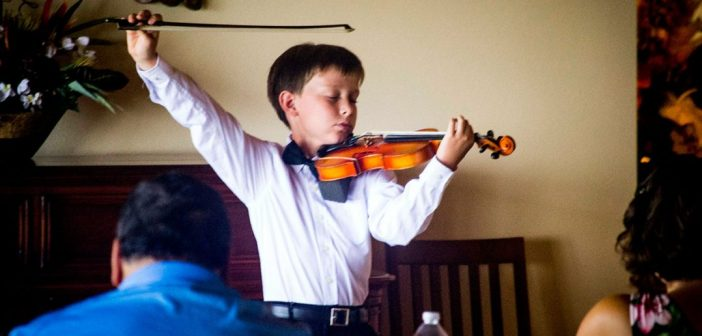 Eighth Annual Madeline Schatz-Harris Youth Concerto Competition Announced