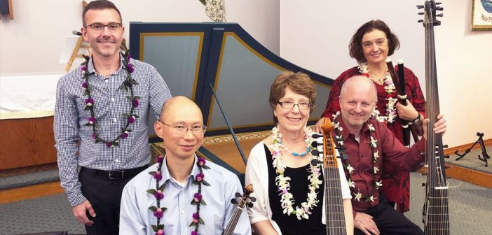 Early Music Concert Wows Kona