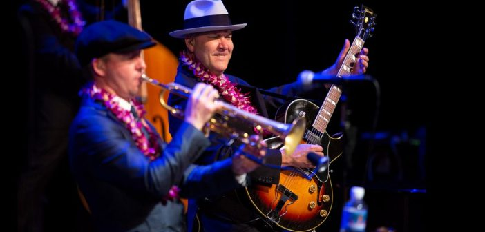 They Came to Dance: Big Bad Voodoo Daddy at the Kahilu