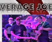 """Hanging with the """"not-so"""" Average Joes Band"""