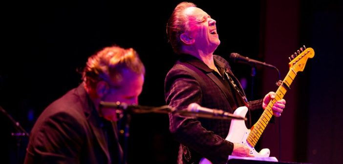 Vaughan Trio Packs Kahilu with an Evening of Texas Blues