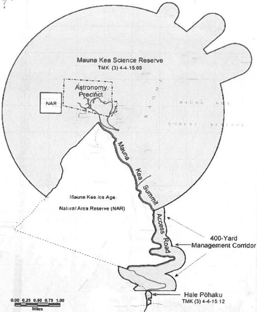 UH Mauna Kea lease extension on BLNR table