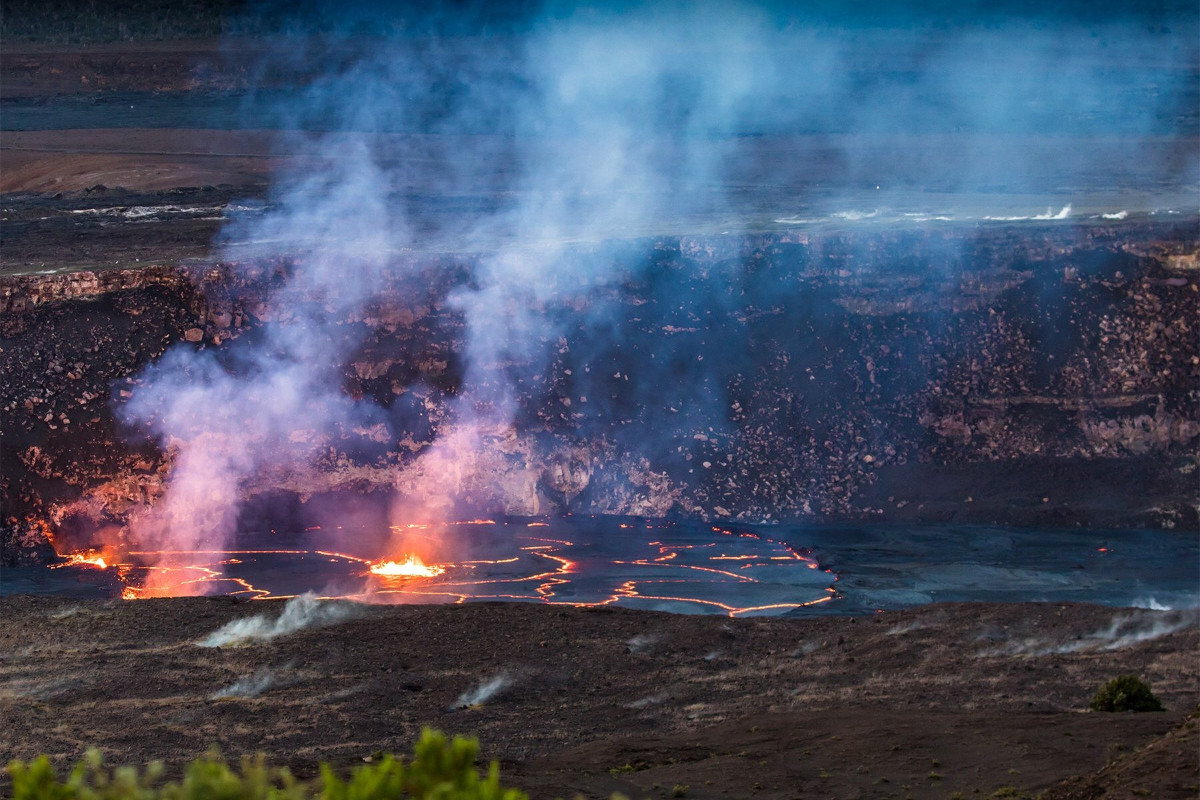 Scientists Issue Second Volcanic Activity Notice