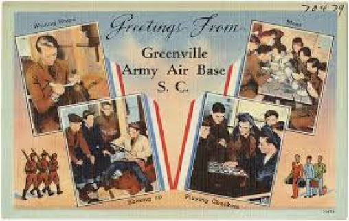 Greenville Army Air base