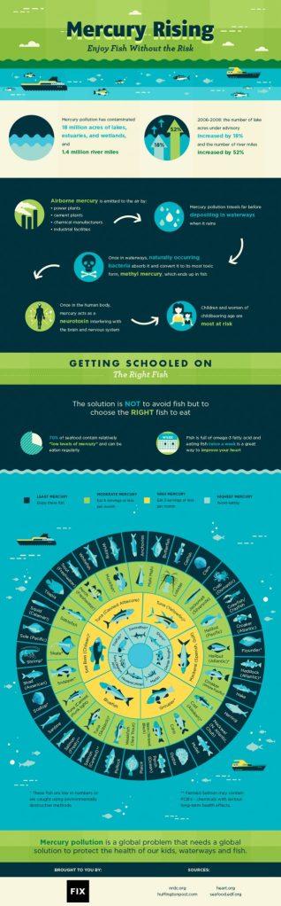 Mercury Rising Infographic