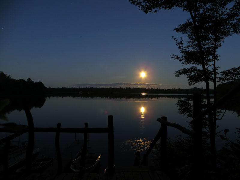 August 2014 Super Moon