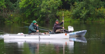 Paddle the Pads: Bass Fly Fishing Tournament