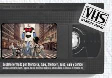 PASACALLES VHS- AÑOS 80
