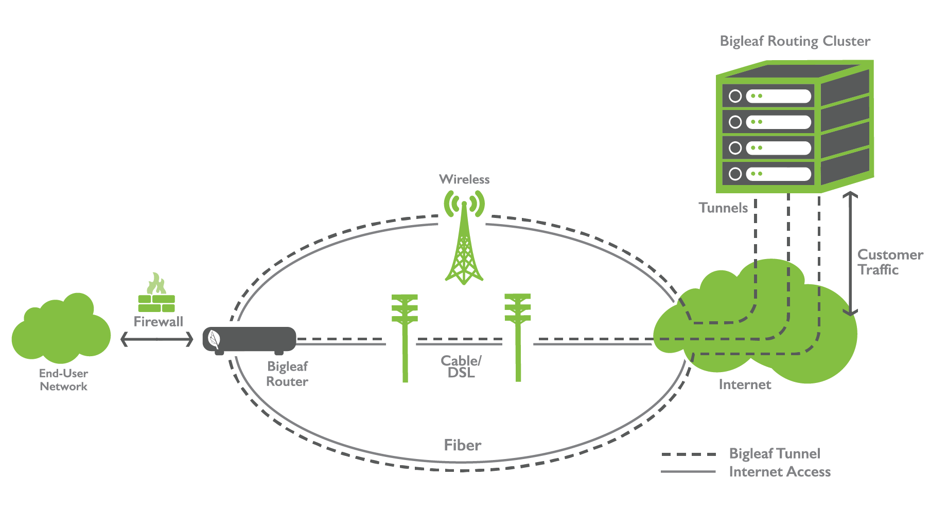 hight resolution of bigleaf wan diagram