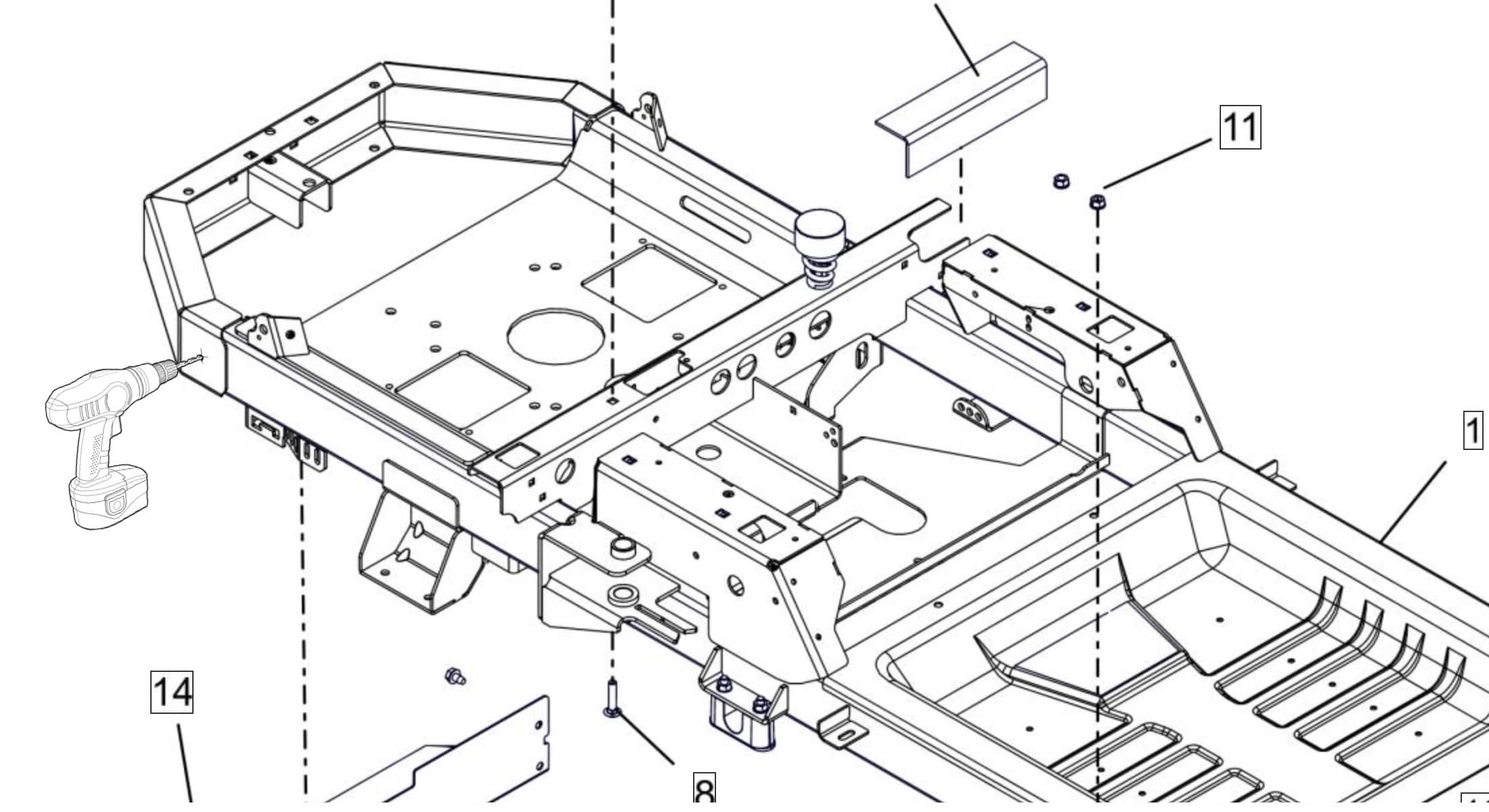 Ariens Wiring Schematic Ski-doo 380 Engine Diagram